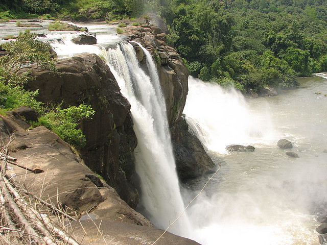 Athirappally Waterfalls Kerala Tour Package Site