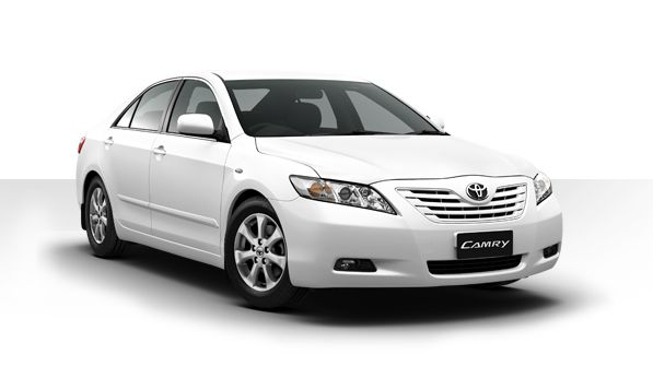 Toyota Camry Kerala Tour Package Site