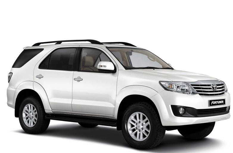 Toyota Fortuner Kerala Tour Package Site