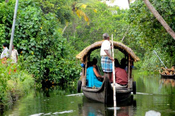 Backwater Canal Tour Kerala Tour Package Site